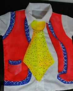 Apron, Fashion, Diy And Crafts, Costumes, Carnavals, Party, T Shirt Painting, How To Paint, Barranquilla