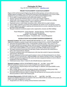 Construction superintendent resume can be in simple design but it ...