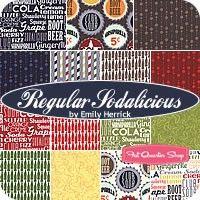 Regular Sodalicious Fat Quarter Bundle Emily Herrick for Michael Miller Fabrics