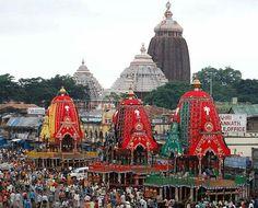 Jaganath Temple Puri Orrisa
