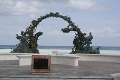 Cozumel- and I have a pic of me and Allan right in front of this!!