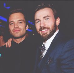 Seb & Chris killing it together