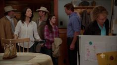 Amy Georgie Jack Lou Mitch Cutty (Kevin McGarry) Peter.