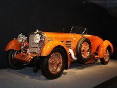 automoviles extraordinarios : H6C de Hispano Suiza de 1924