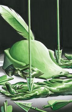 Green Arrow #29 by Matt Wagner