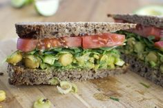 Curried Chickpea Sandwich http://food52.com/recipes/27617-curried-chickpea-sandwich