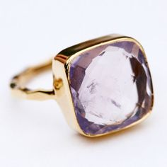 The Charlotte Ring, $124, now featured on Fab.