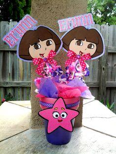 Dora Mini Centerpiece