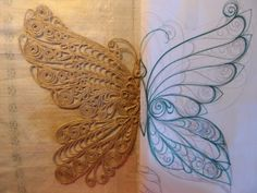 Someday when I am feeling expecialy ambitious... perhaps I will make this jute twine butterfly.. :-)