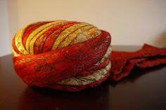 Indian Groomswear - Turban - also known as Pagri or Kulla (South Asian, Indian, Pakistani) via Etsy.