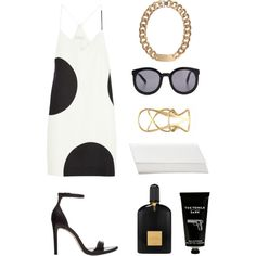 I want Wednesday! graduation edition #karenwalker #jcrew #zara #tomford #goldchain