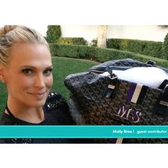 Pregnant Molly Sims Shares Her Hospital Bag Packing List
