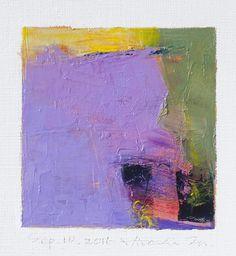 Septiembre 10 2016 Original pintura al óleo por hiroshimatsumoto