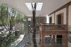 Centro Cultural Elena Garro./ Fernanda Canales + arquitectura 911sc