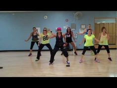 """""""Gangnam Style"""" Warm-Up for Dance fitness"""