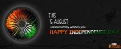 Wow, its another birthday of independent India  CLASSIC RUMMY TEAM WISHES ALL HAPPY INDEPENDENCE DAY!!!  https://www.classicrummy.com/?link_name=CR-12