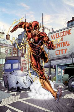 The Flash – Futures End # 1