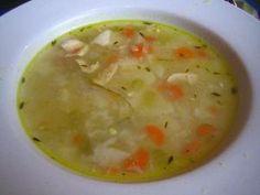 Armenian+Chicken+Soup+-+ARMENIAN+CHICKEN+SOUP+++<br+/> <br+/> 1+1/2+qt.+chicken+broth<br+/> 1/3+c.+rice+or+angel+hair+pasta<br+/> 2+eggs<br+/> Juice+of+1+lemon<br+/> Salt+to+taste<br+/>