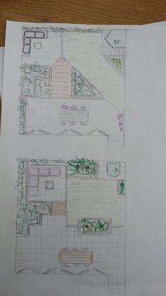 Voorbeeldontwerp tuin 5 en 6