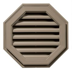 Builders Edge 120012222095 22' Octagon Vent 095, Clay *** Details can be found by clicking on the image.