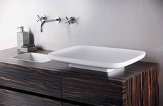 BATHROOM BASINS   - For more go to >>>> http://bathroom-a.com/bathroom/bathroom-basins-a/  - BATHROOM BASINS, Style seems to have reached every part of our homes even our bathroom basins. Unless you have never seen a bathroom except the one at your home, you already know about the variety of basins available in the market. When it comes to your own bathroom, you need it to be special so ...