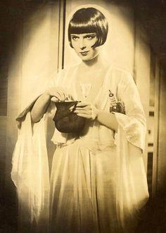 Louise Brooks in Pandora's Box, 1929.