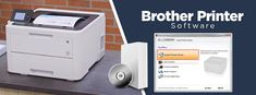 Visit Support.brother.com and enter your printer Model to download Brother Printer Drivers. Install it & Begin with your Printing. Printer Logo, Printer Driver, Printer Scanner, Wifi Names, Laptop Computers, Computer Laptop, Internet Network, Old Technology, Brother Printers
