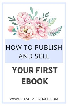 If you are a blogger and you are a beginner in writing eBooks let me tell you that this post is for you! I will show you a few things about Digital Products - from writing your first eBook to publishing and selling it for profit! If you are interesed to know how to publish and sell your first eBook you can read the post on my Blog! #digitalproducts #sellyourfirstebook #makemoneyonline Legit Online Jobs, Online Jobs From Home, Make Money Blogging, Way To Make Money, Make Money Online, Writing Ebooks, Online Entrepreneur, How To Find Out, How To Make