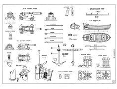 Model Ship Plans - free download: ~Gukor Modelship