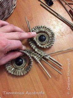Мастер класс по плетению глаз! фото 10
