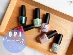 OPI Collection 2015 Soft Shades Hawaii