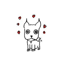 10 week old pupper scared of the outside but who loved shoes - 12:58pm Lindholmen Science Park