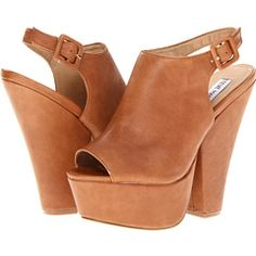 dc8a3604cd5 No results for Steve madden gabby cognac · Gorgeous HeelsSock ShoesShoes  HeelsGym WearChunky ...