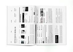 Agustina Huarte | Berlin Magazine | #Editorial #Design