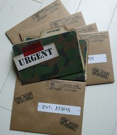 One supplied boys party ideas Camouflage Wallet