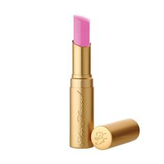 NEW SHADE: Too Faced La Creme Color Drenched Lipstick in Clueless. #toofaced - Too Faced Cosmetics