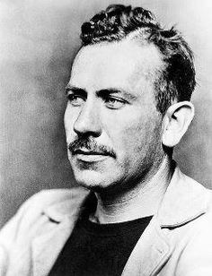 """STEINBECK  """"But the Hebrew word, the word timshel—'Thou mayest'— that gives a choice. It might be the most important word in the world. That says the way is open. That throws it right back on a man. For if 'Thou mayest'—it is also true that 'Thou mayest not.""""   ― John Steinbeck, East of Eden"""