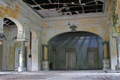 abandoned palace   The Abandoned But Not Forgotten