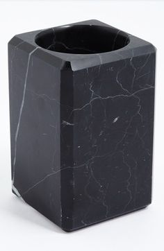 Waterworks Studio 'Luna' Black Marble Tumbler (Online Only) | Nordstrom