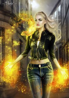 The Beast Of Fire by ~VarLa-art on deviantART