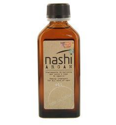 Nashi Argan Oil | Arganöl | PerfectHair.ch