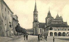 Levoča Old Photographs, Notre Dame, Barcelona Cathedral, Building, Painting, Travel, Historia, Viajes, Buildings