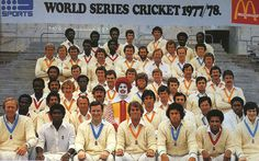 WORLD SERIES CRICKET : REBELs WITH A CAUSE | CRICKETERIA