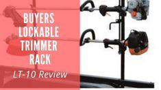 Lockable Buyers LT10  Trimmer Rack