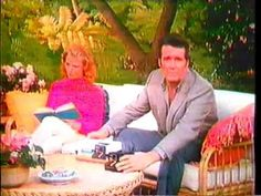 1981 Polaroid Commercial With James Garner & Mariette Hartley