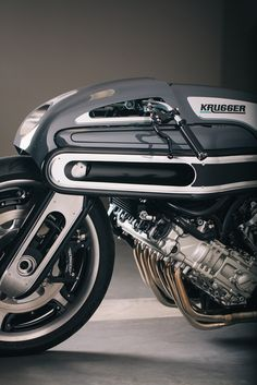 "il-bastardo: ""The Krugger Machine: Nurb's Project by Fred Krugger. Shot last month for Riders Magazine. """