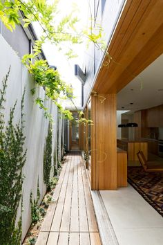 Delicious Interiors with Natural Materials and Gorgeous Outdoor Spaces