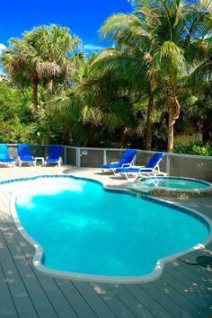 Private Heated Pool Spa