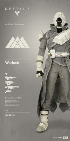 Destiny Warlock Bambaland Store Exclusive Edition! Everything you need to know about Destiny Warlock pre-order on July 7th:  http://www.worldofthreea.com/threea-production-blog/destinywarlock The Warlock comes in three exclusive editions – each edition comes complete with a Ghost and are outfitted in shaders, armor, vestments, and an array of weaponry curated by ThreeA in collaboration with the development team at Bungie. #threeA #WorldOf3A #WO3A #Bungie #Destiny #DestinyTheGame…