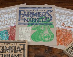 The Farmers Market Collection is inspired by my love for fresh and locally sourced fruits and vegetables. Nashville has a great Farmers Market that I visit as often as I can. I love walking through the market picking out seasonal ingredients to bring home…